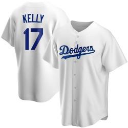 Joe Kelly Los Angeles Dodgers Men's Replica Home Jersey - White