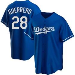 Pedro Guerrero Los Angeles Dodgers Youth Replica Alternate Jersey - Royal