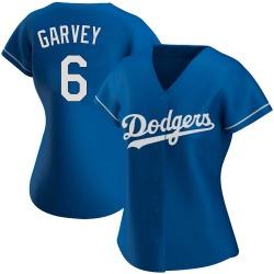 Steve Garvey Los Angeles Dodgers Women's Authentic Alternate Jersey - Royal